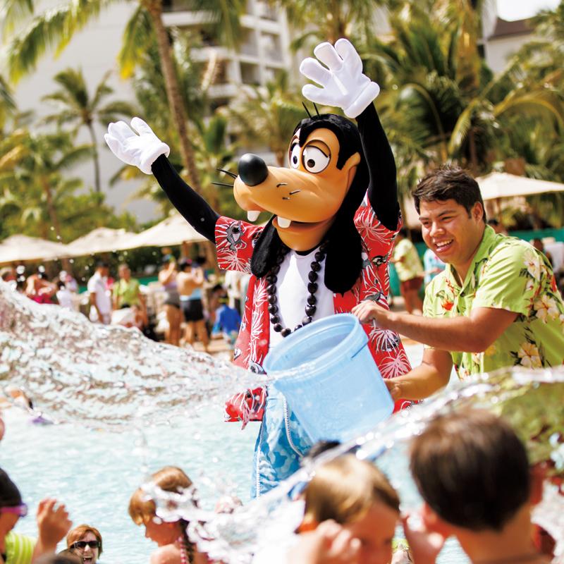 親子でハワイに行くなら【アウラニ・ディズニー・リゾート&スパ コオリナ・ハワイ】でミッキーたちとバカンス気分♪<キッズと旅行編>