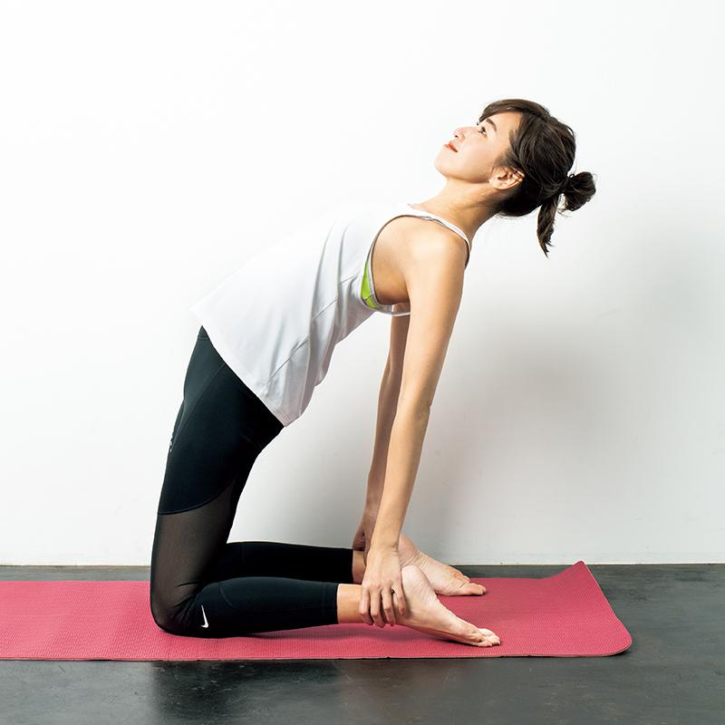 朝の10分で生きてるだけで痩せ体質!モデル仁香さんのリバウンドなしトレーニング
