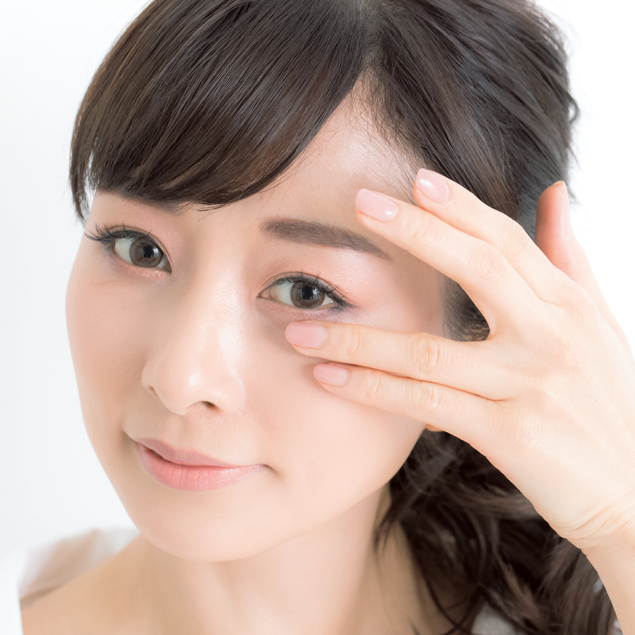 努力型白雪姫・石井美保さんの年齢不詳美白7×2のルール<メーク編>