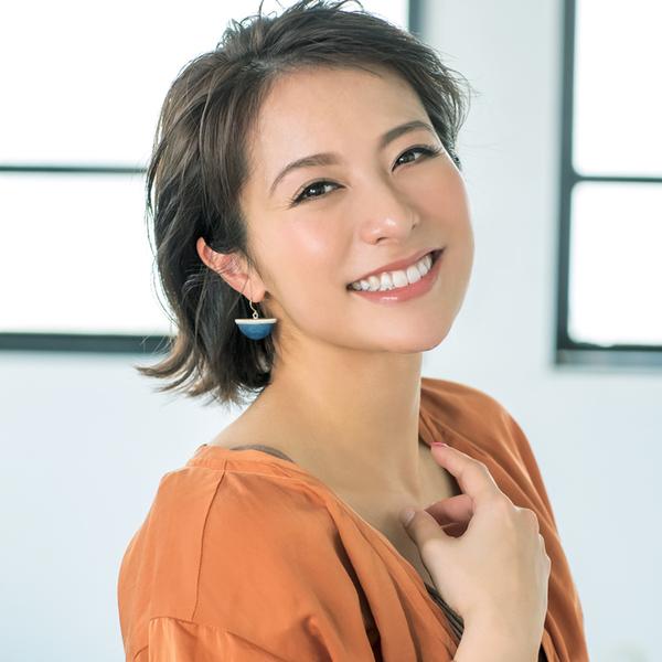 2児のママ・元JJモデル神戸蘭子さんの肌を焼かないヘルシー肌の秘密を公開! | 美ST ONLINE | 美しい40代・50代のための美容情報サイト