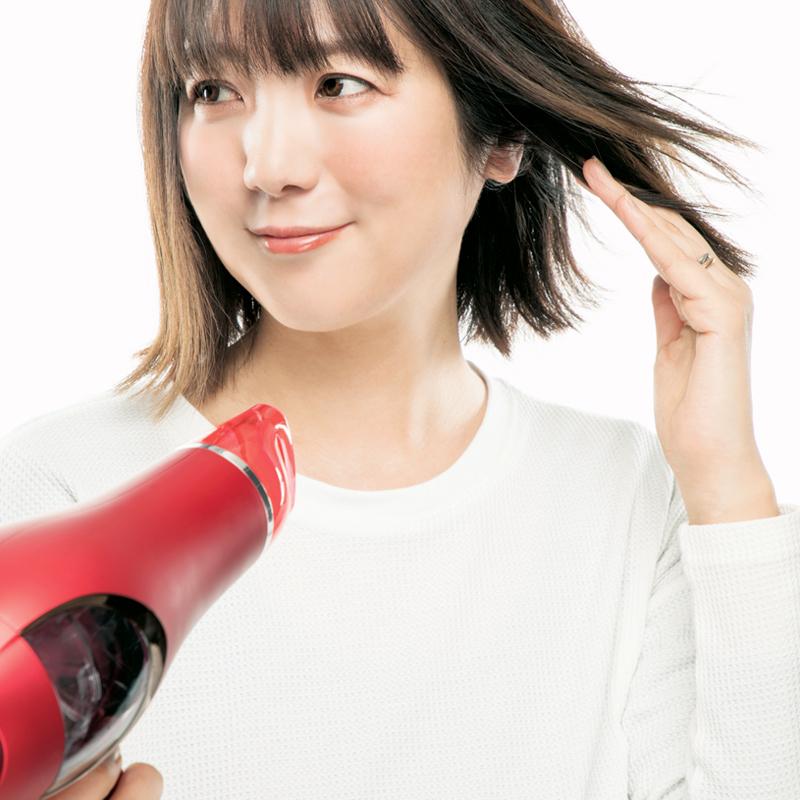 最新ヘア家電でスタイリング楽々♪2019年・髪の質感が変わる最新【ドライヤー】4選
