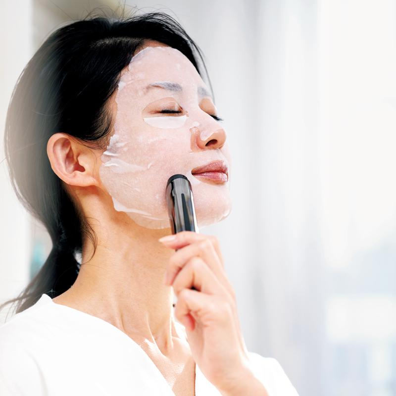効果も体温もUP! 冬のシートマスクは、ぽかぽか美家電との合わせ技が正解です