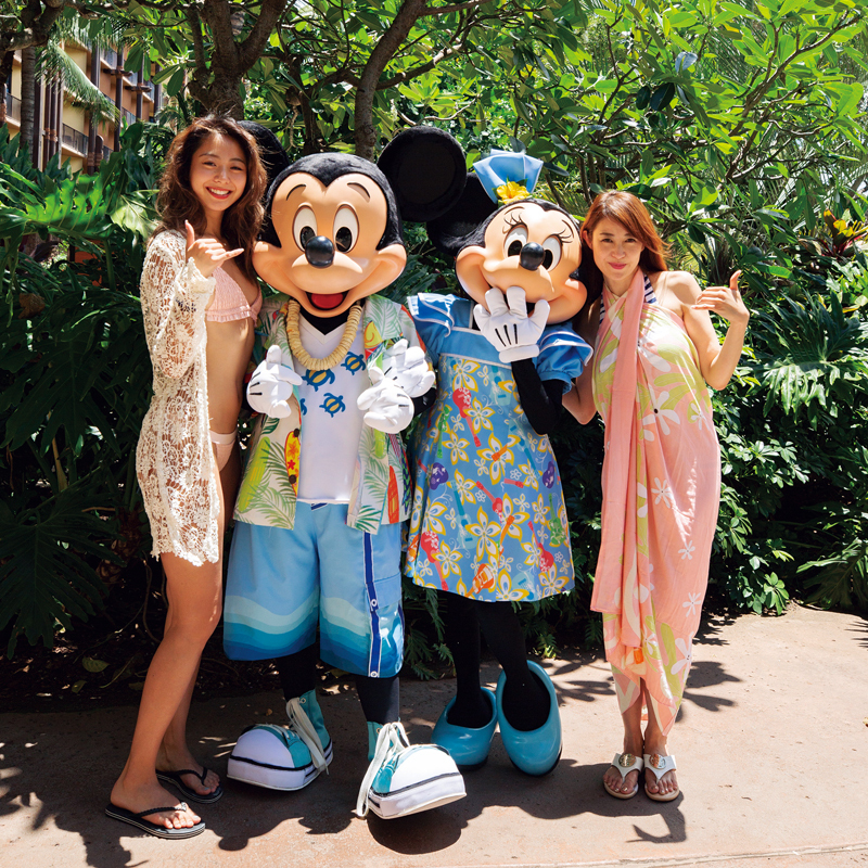 親子でハワイに行くなら【アウラニ・ディズニー・リゾート&スパ コオリナ・ハワイ】でミッキーたちとバカンス気分♪<アクティビティ編>