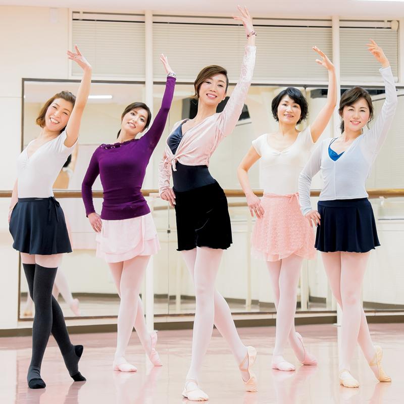 女らしさと筋肉の両立は「大人のバレエ」が教えてくれた