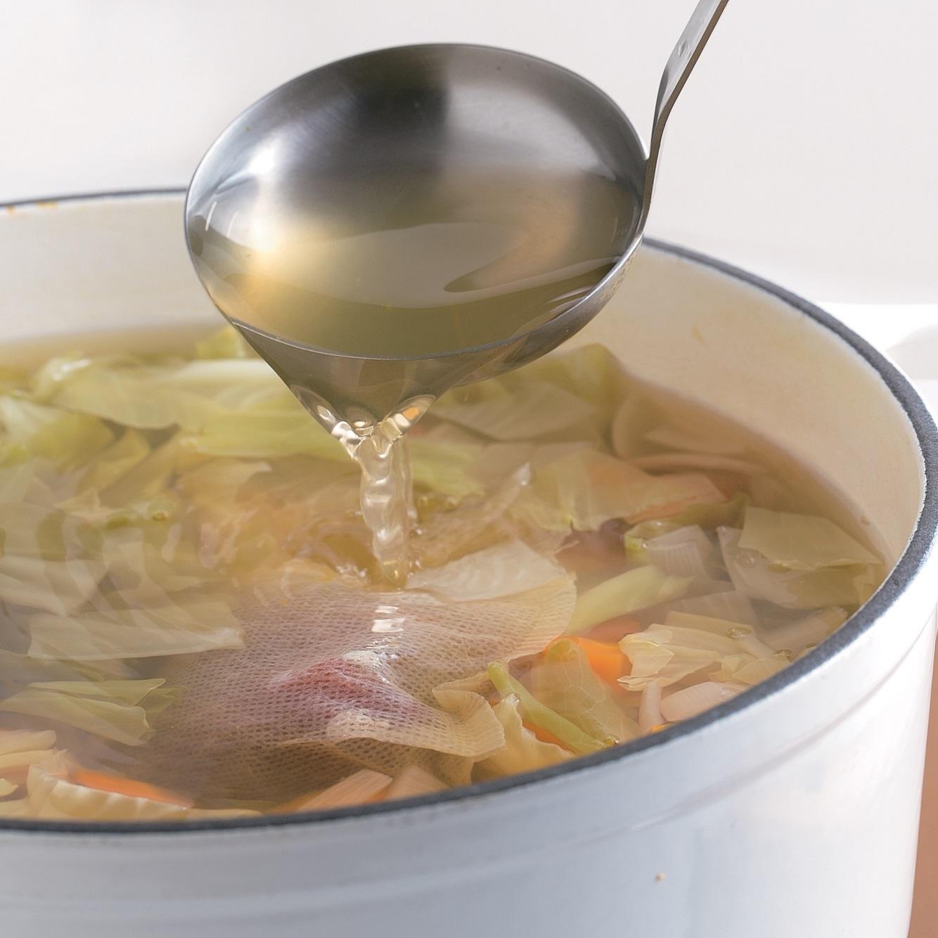 代謝アップ・デトックスにも! ハーバード式野菜スープで生まれ変わる!