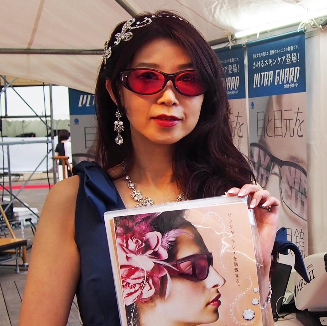 第7回国民的美魔女コンテスト出展ブースレポ⑥東海光学