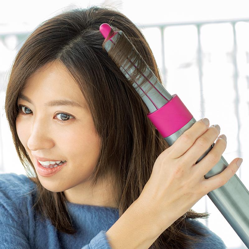今どきヘアも簡単!ダイソンの最新ヘアスタイラー「エアラップ スタイラー」を試してみた