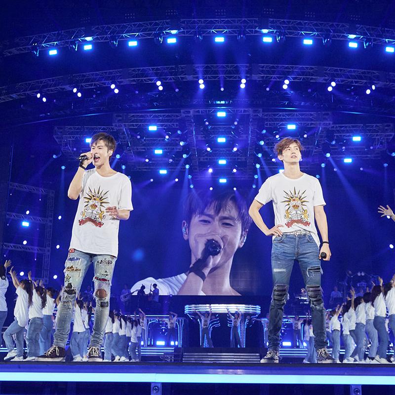 東方神起ライブ2018 東京ドーム<12/11>レポート