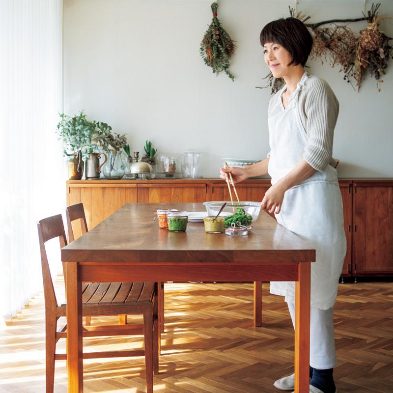 簡単、何にでも合う、ワタナベマキさんの魔法の調味料「醤(ジャン)」でキレイになる!