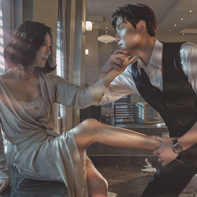 「愛の不時着」超え! 韓国の40、50代女性が今年一番熱狂したドラマ「夫婦の世界」が見逃せない