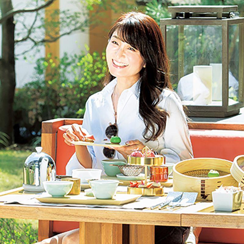 【若見え50代SNAP】若々しさは、手間ひまケアと美容医療のどちらも制覇してこそ 奥田真由美さん(55歳)