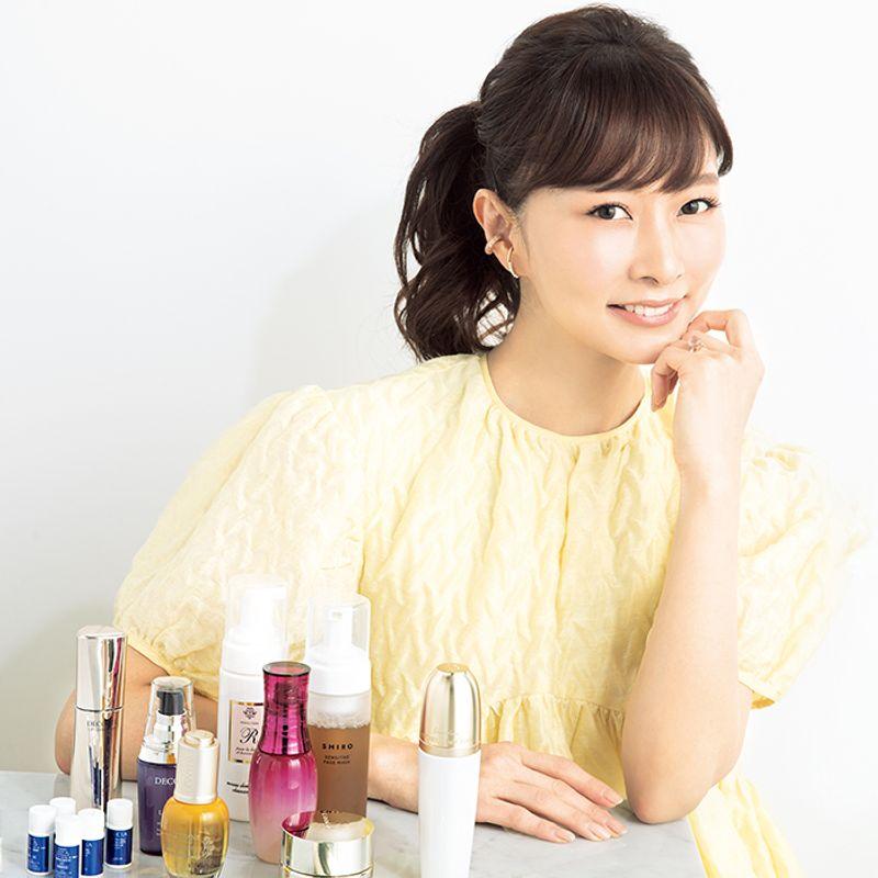 美容家・石井美保さんの白肌美肌をつくる【愛用スキンケア】6品