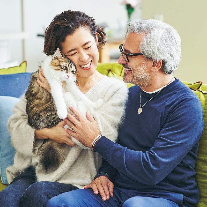 保護猫がきっかけに。スタイリスト大草直子さんのコロナ禍で変わった価値観の変化
