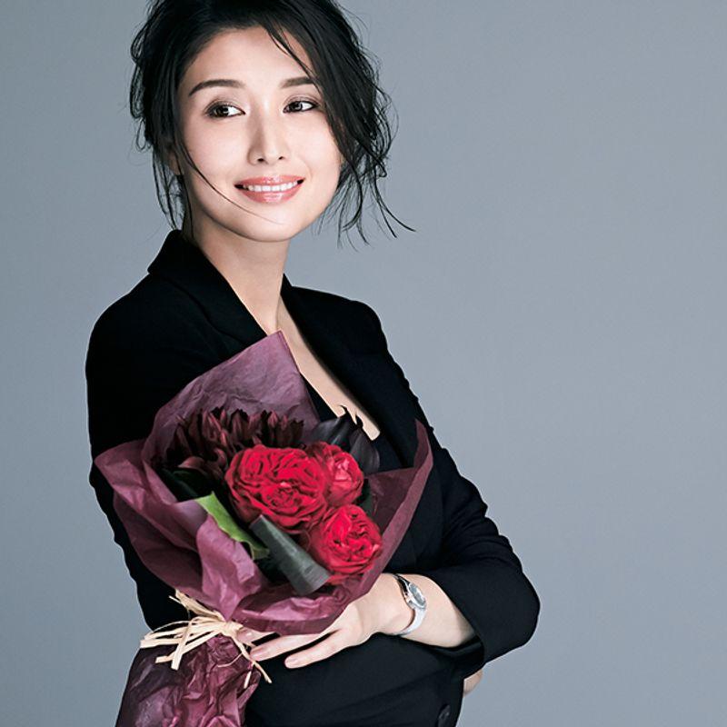 橋本マナミさんが着ける、いい女を格上げする時計【ピアジェに合う】メーク・ファッション・香水