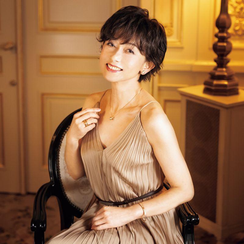 女優・斉藤慶子さん 幸せって、無欲になったときにポンと舞い込んでくるものです