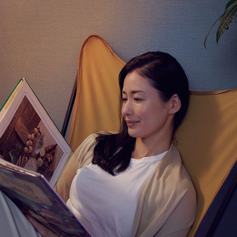 夜寝る前のリラックスタイムに【心をととのえる】五感美容法