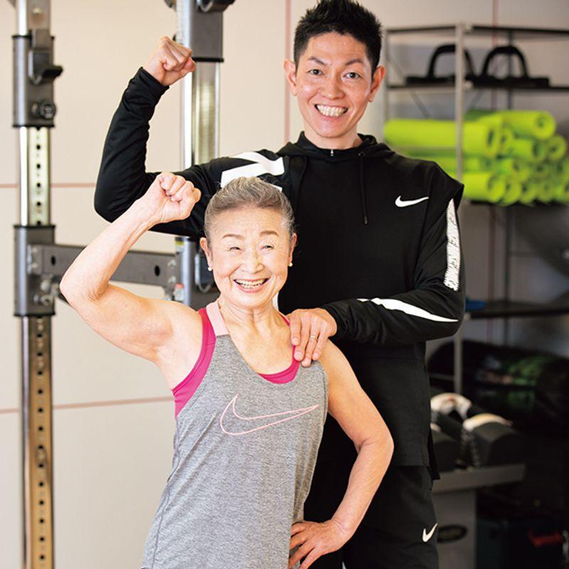 日本最高齢フィットネスインストラクター瀧島未香さん89歳、いつまでも現役!の【食生活】拝見