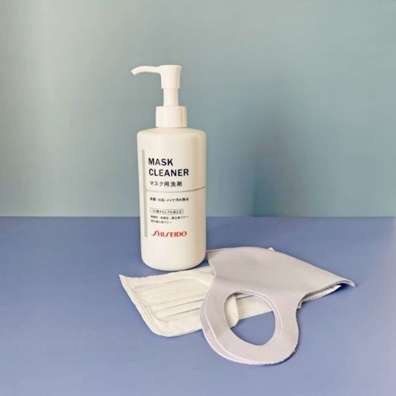 《連載》マスク、何で洗っていますか? 快適で肌にやさしい【Wマスク】対策〈30年間 美容エディターのコラム〉