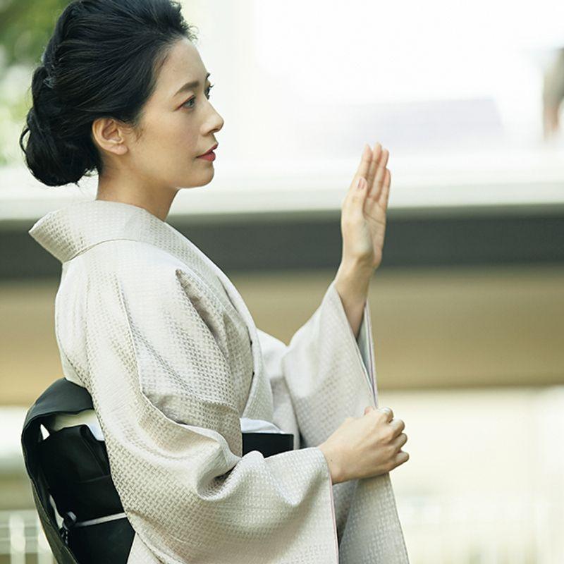 秋月洋子さんに聞いた、40代が知っておきたい【着物の決まりごと&愉しみ方】8つのポイント