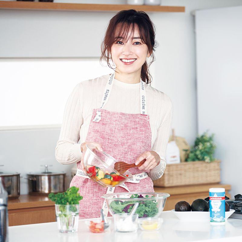 美STモデル仁香さんのおいしく食べて痩せる【痩せるダイエットレシピ】