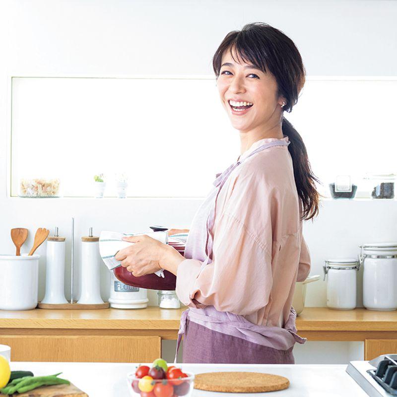 女優・白石美帆さんのヘルシー&美味しい!【美容食ごはん】レシピ