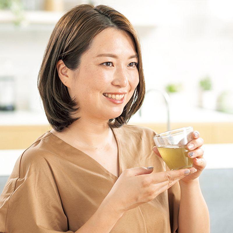 2週間で3.9㎏減!【こんぶ茶ファスティング】で快腸ダイエット
