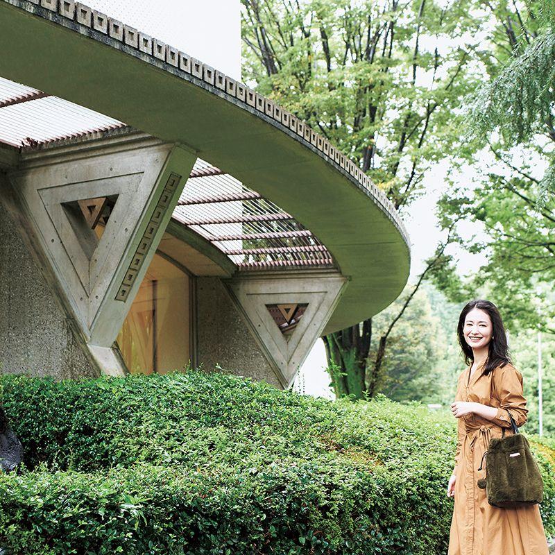 アートと緑で【マインドフルネス】!心整う40代美女のおすすめ美術館