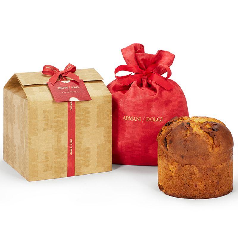 今年のクリスマスはおうちでイタリア気分♪アルマーニ / ドルチから【パネトーネ】発売!