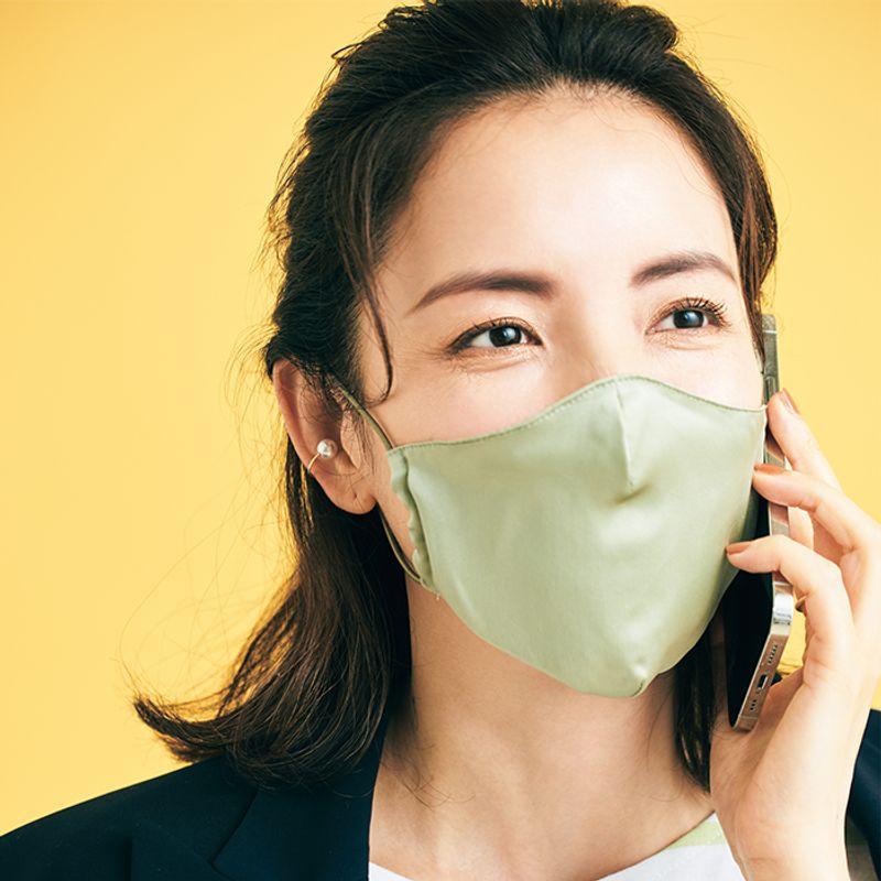 【夏のマスク映えヘアアレンジ】手軽で今っぽいバレッタハーフアップ