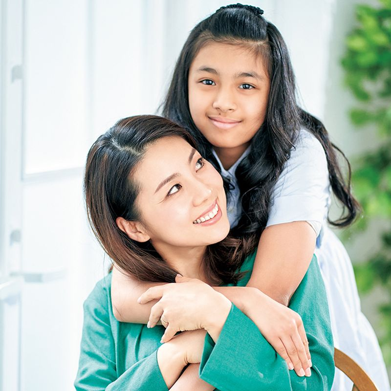 【国民的美魔女コンテストファイナリスト】美魔女になって家族の笑顔が増えた2人「いつまでも家族のために輝く太陽でいたい」