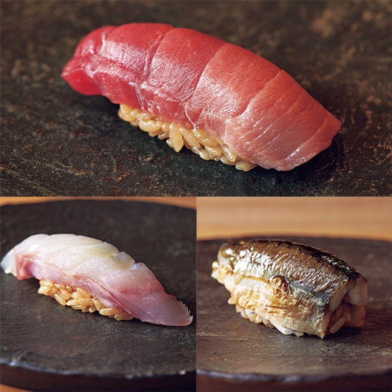 疲れた自分へのご褒美に! 敷居は低いけどワンランク上の【ランチ寿司】の名店3選