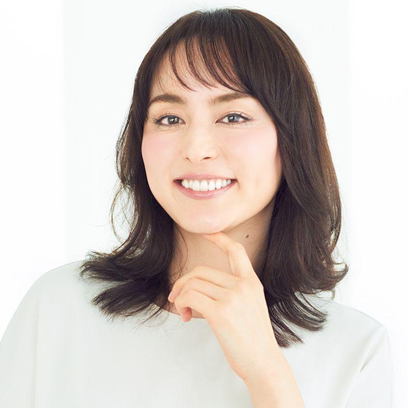【40代の2020年最新髪型】薄毛解消ミディアムレイヤー【ミディアムヘア】