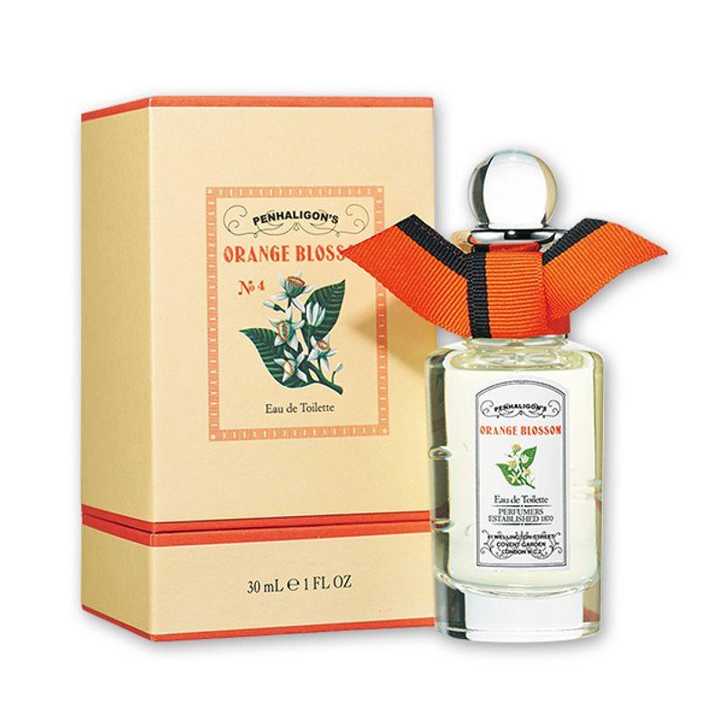 【4/28発売!】名門ペンハリガンの人気のデザインボトルがそのままミニサイズに PENHALIGON'S オレンジ ブロッサム オードトワレ