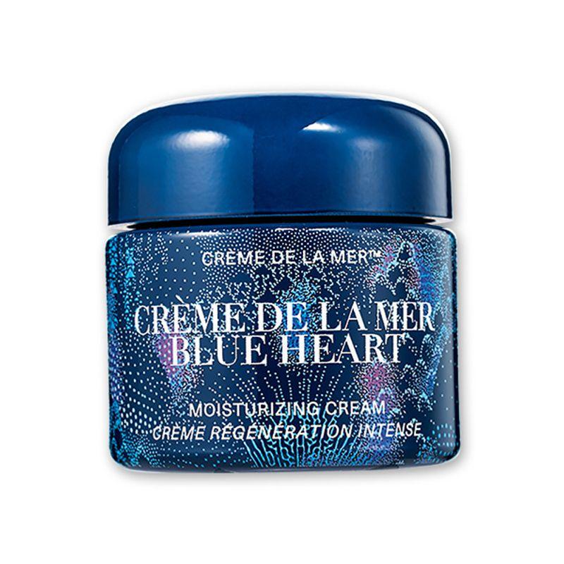 名品お守りクリームが美しい海を描いた限定ボトルで心まで魅了 DE LA MER クレーム ドゥ・ラ・メール ブルー ハート エディション