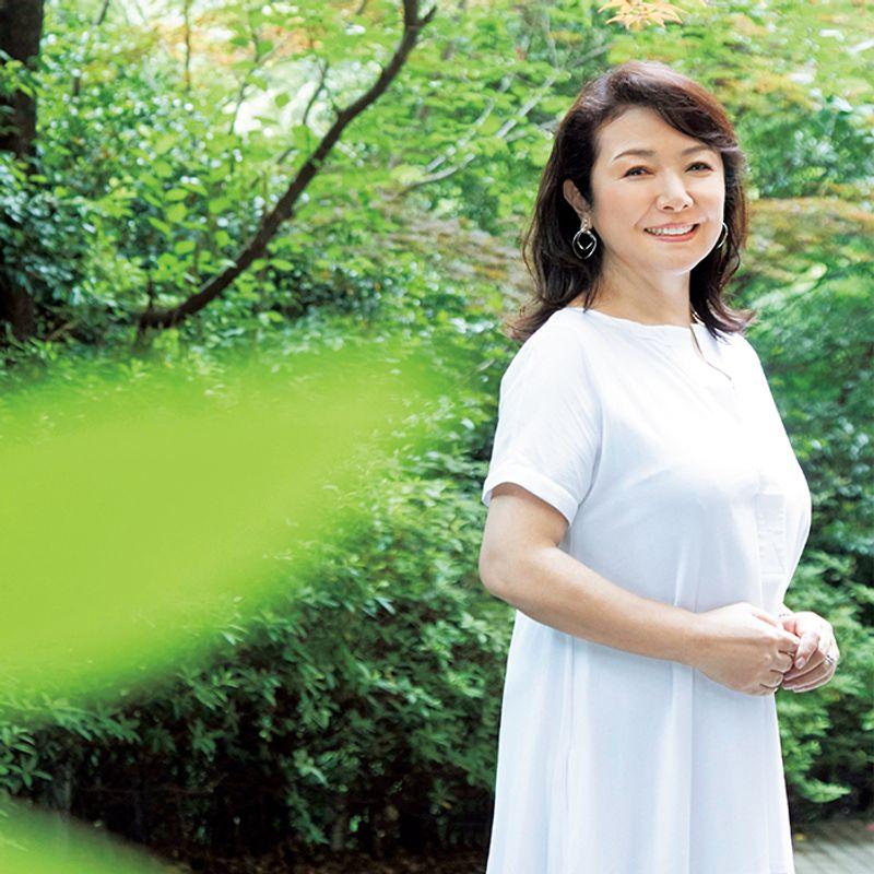 女優・原 日出子さん「生きていれば汚れるのは簡単。きれいに生きるには努力が必要」