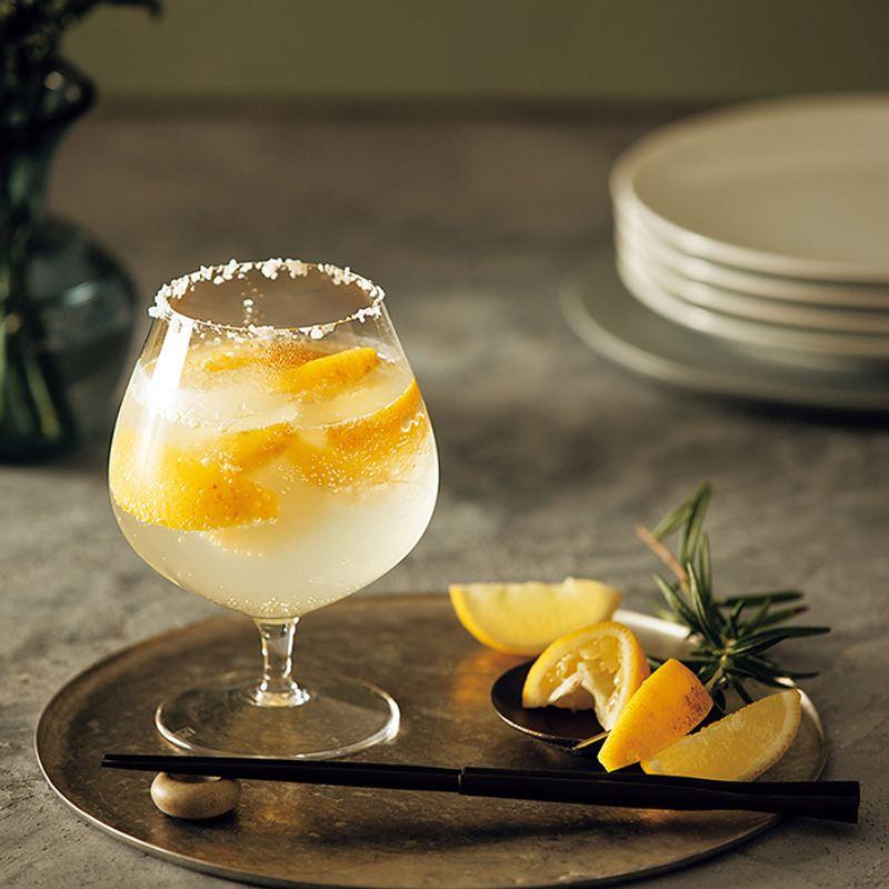 楽しみながら綺麗になれて一石二鳥♡おうちで作れる【レモンのお酒】レシピ3