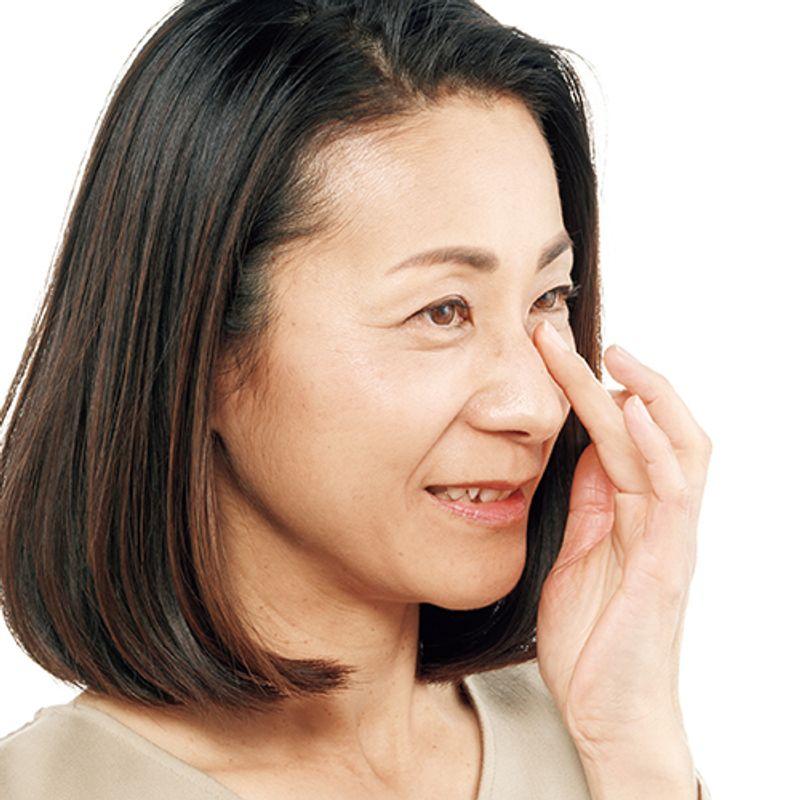 放っておくとシミの原因に!【眼鏡痕】を軽減する2つの方法