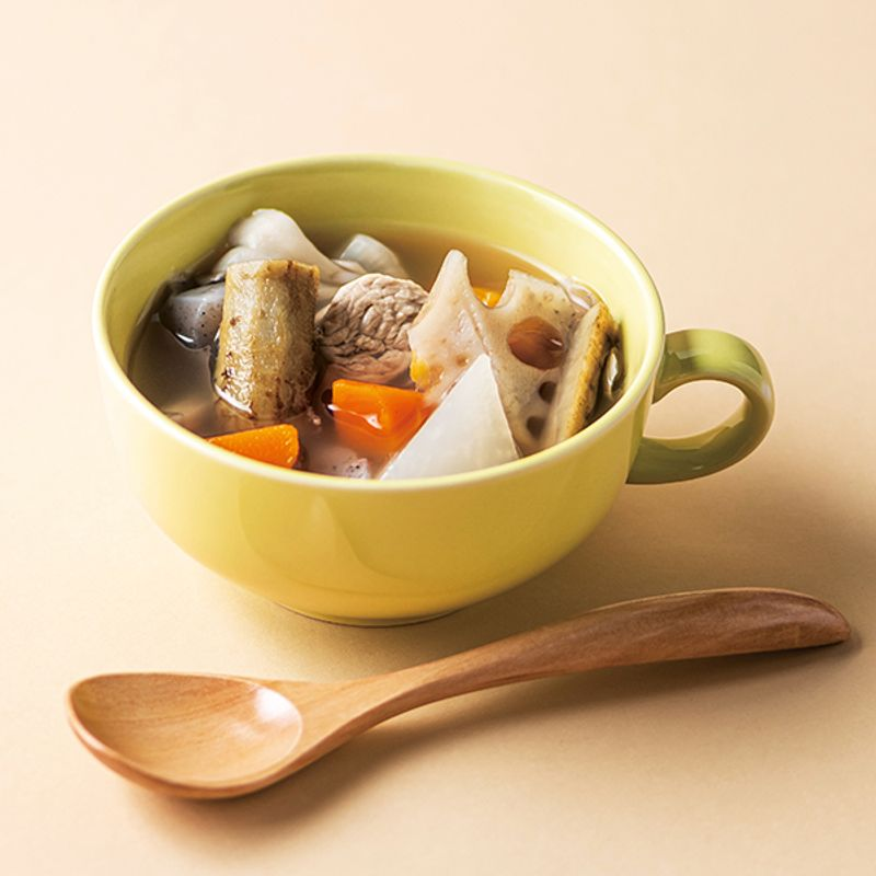 ウイルスに負けない体になる!女医の【免疫力を上げる】野菜スープの作り方