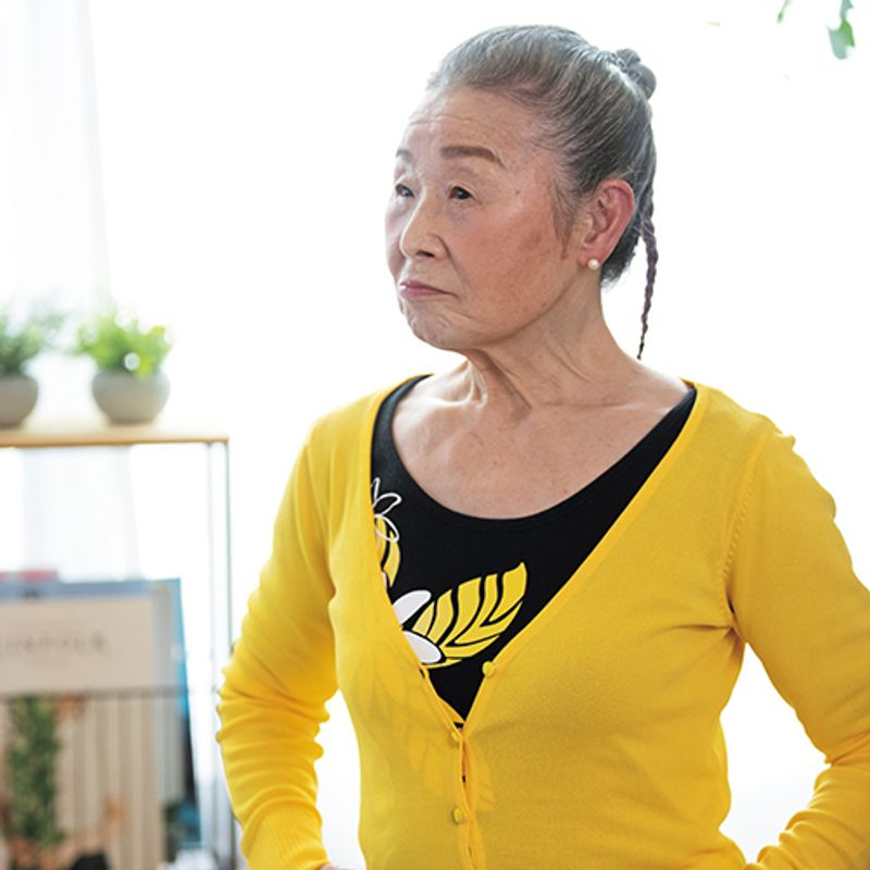 朝4時起床!日本最高齢フィットネスインストラクター瀧島未香さん89歳、筋肉ばあばの1日に密着