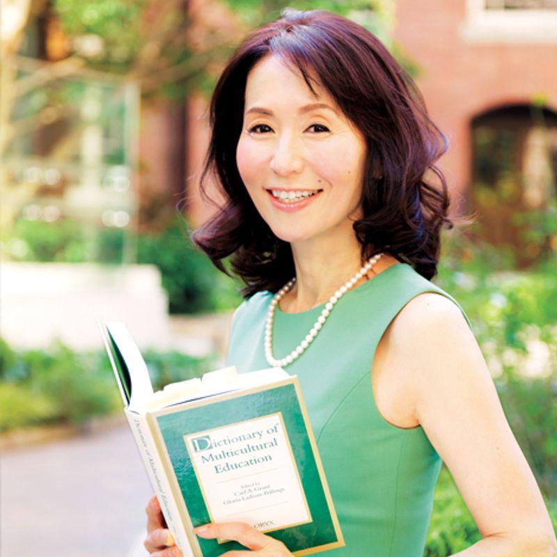 40代の風雪に耐えてこそ50代で美しく咲けます! [第31回]水田園子さん 58歳 クロスカルチャートレーナー、大学教員