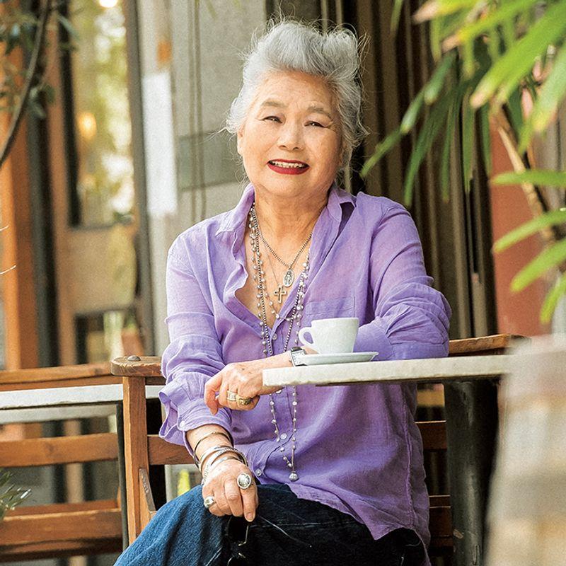 80代のインスタグラマー木村眞由美さんに聞いた【美しく歳を重ねる】15のアドバイス