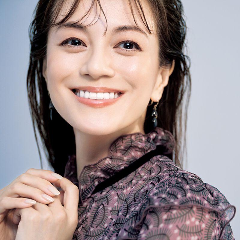 女優・牧瀬里穂さん主演!「元カレと会うかも?」というときの透明感UPメーク