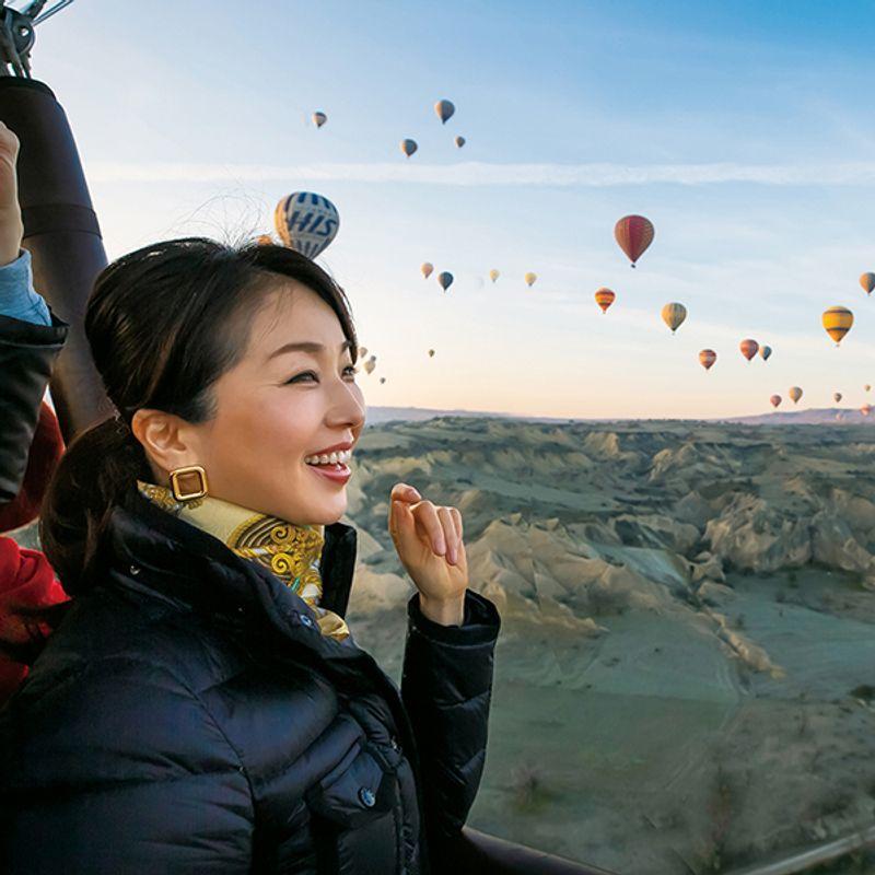 美魔女田口さん・山崎さんの海外シティ旅に行くときの【旅ポーチ】中身拝見!