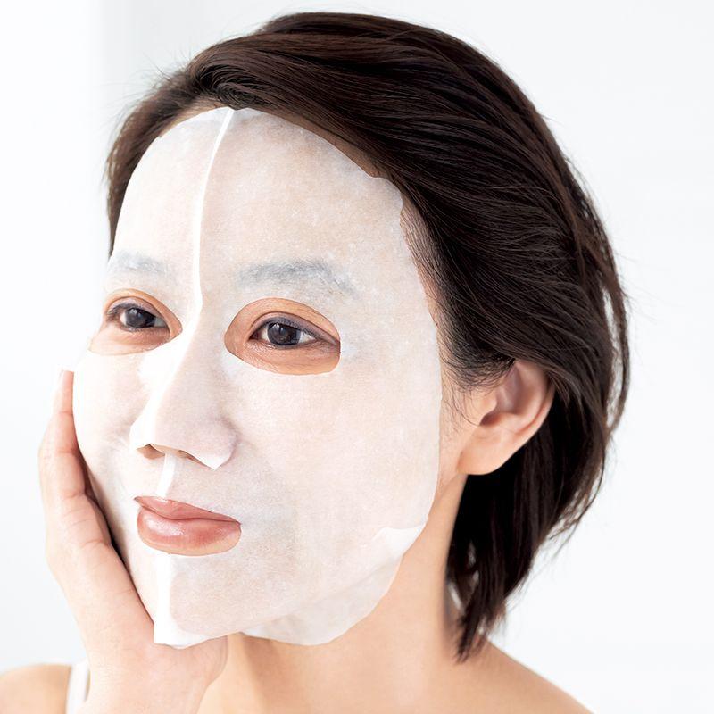 美魔女内人気シートマスクといえば「肌美精」