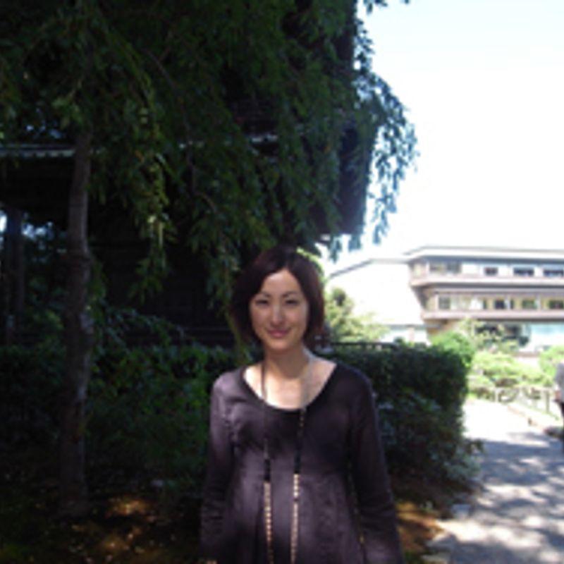 母と森林浴♪ 前田 ゆか