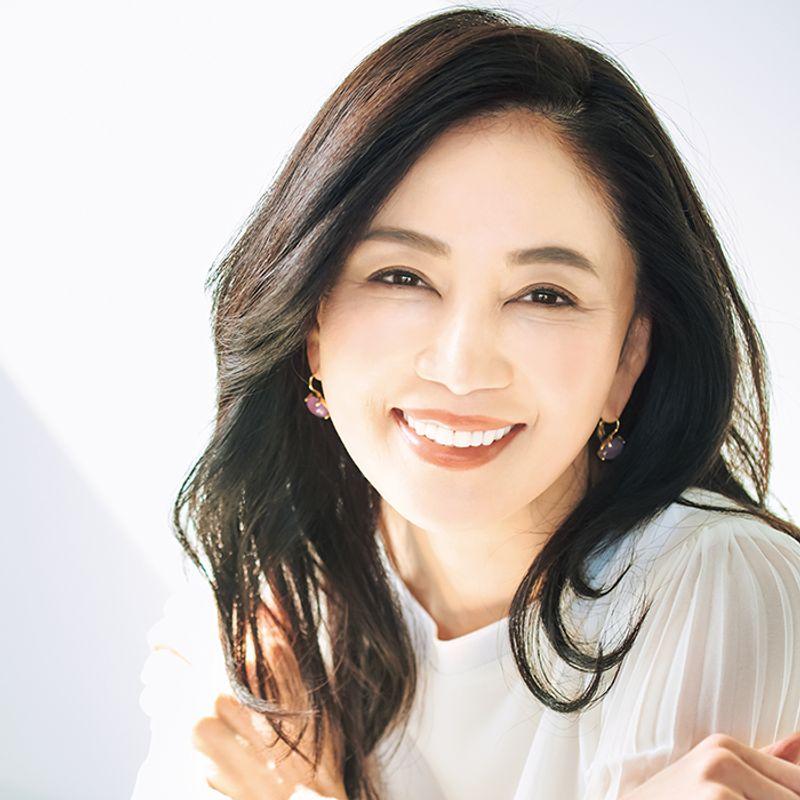 美魔女坂村かおるさんのいつまでも綺麗でいるための【50代の美容法】