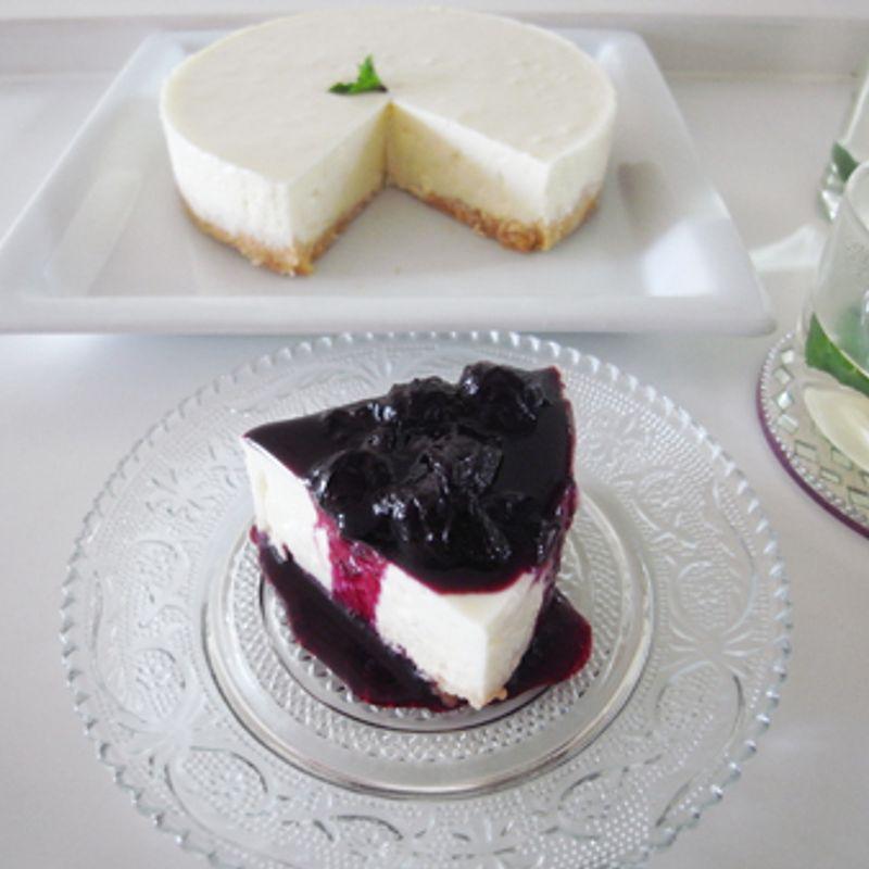 チーズケーキのおいしいレシピ・コラーゲン入り 前田 ゆか