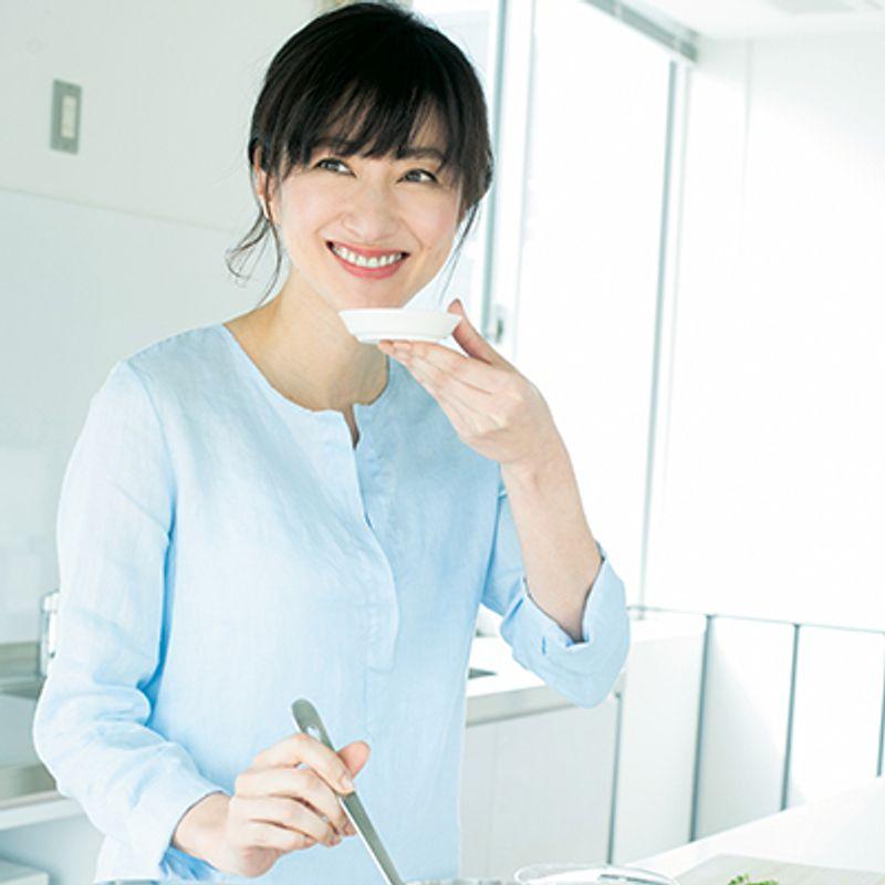 美STモデル前田ゆかさんの疲れをとる【疲労回復味噌汁】の作り方