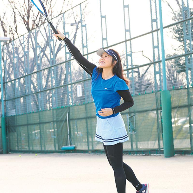 【40代から始めるスポーツ⑦】打ち込むほど体が引き締まる!【テニス】で体もストレスもスッキリ