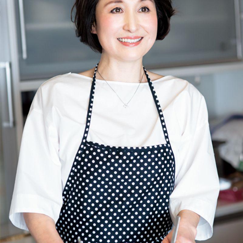 痩せて肌がシワシワになってから「食べる美容」しか信じません [第33回]小金澤奈々子さん 54歳 料理家